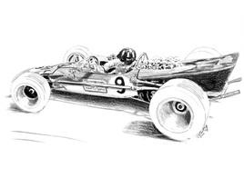 Graham Hill - Lotus