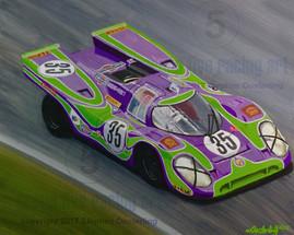Hippie Porsche 917