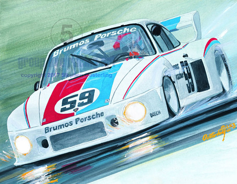 Brumos Porsche 935