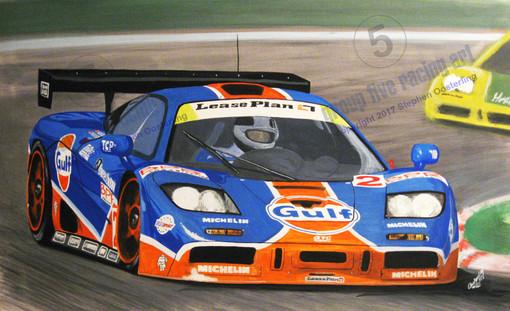 Gulf McLaren F1 GTR
