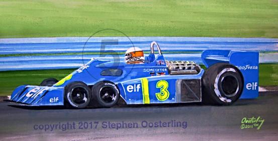 Scheckter's Tyrrell
