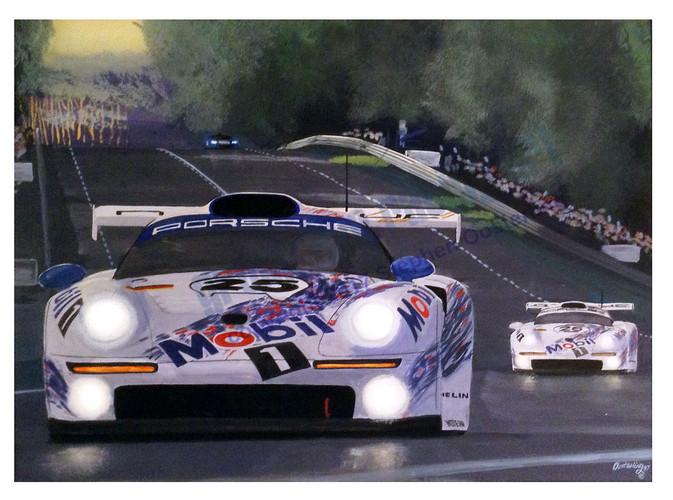 1996 Le Mans