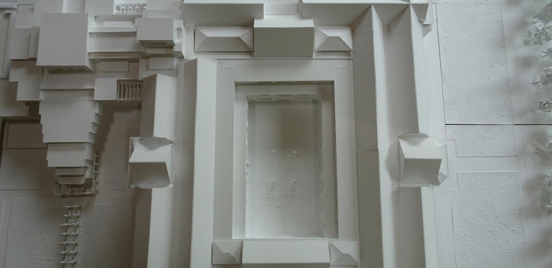 Maquette Kunstmuseum Den Haag