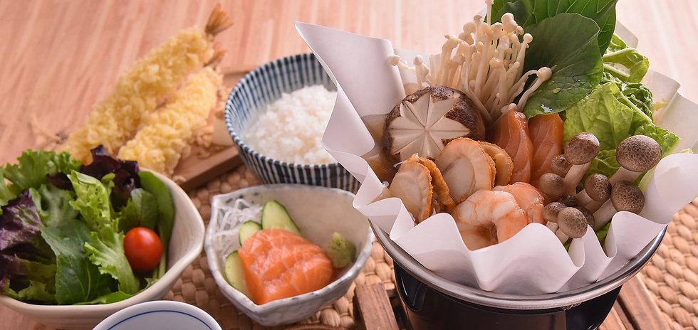 YAYOI Kaminabe Seafood Zen