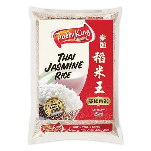 PaddyKing Thai Hom Mali Jasmine Fragrant Rice