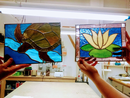 Stained Glass Success