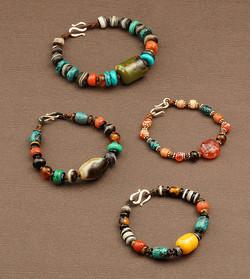 Old Beads Bracelets