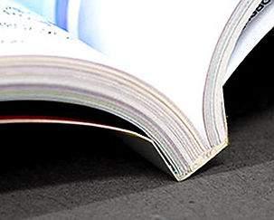 DPI Communications Book Binding Services