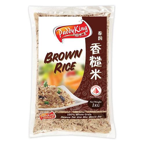 PaddyKing Thai Brown Rice