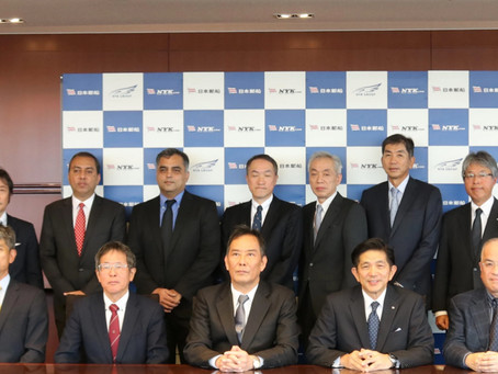 NYK Launches Ship-management Platform to Reduce Onboard Duties and Make Use of Big Data