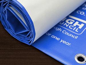 DPI Communications PVC Banner