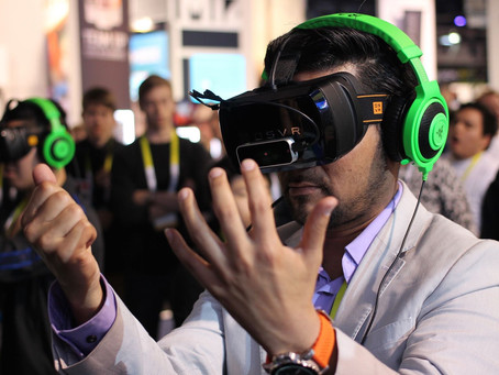 IS THERE ANY REAL RETURN ON VIRTUAL REALITY?