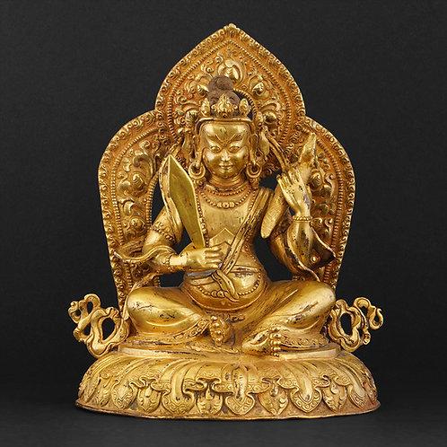 Jambhala - God of Wealth