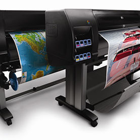 DPI Communications HP Large Format Printer