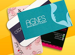 DPI Cmmunications Promotion Namecards Printing