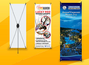 DPI Communications Promo Xstand Banner Printing