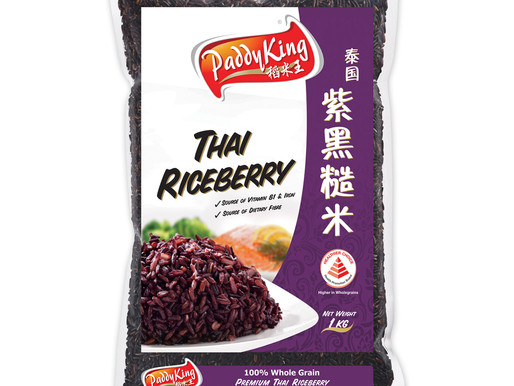 PaddyKing | Thai Riceberry