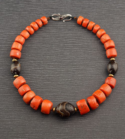Old Coral Necklace