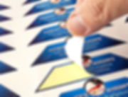 DPI Communications Sticker Label Print & Cut