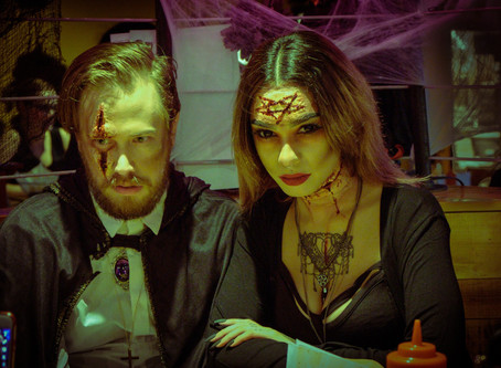 Goth Prom!