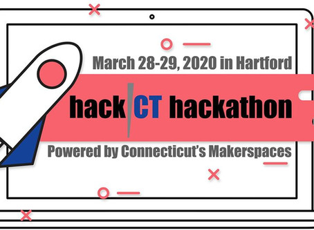 Upcoming Event: First Ever HackCT!