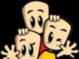 DPI Communications Mascot Waving