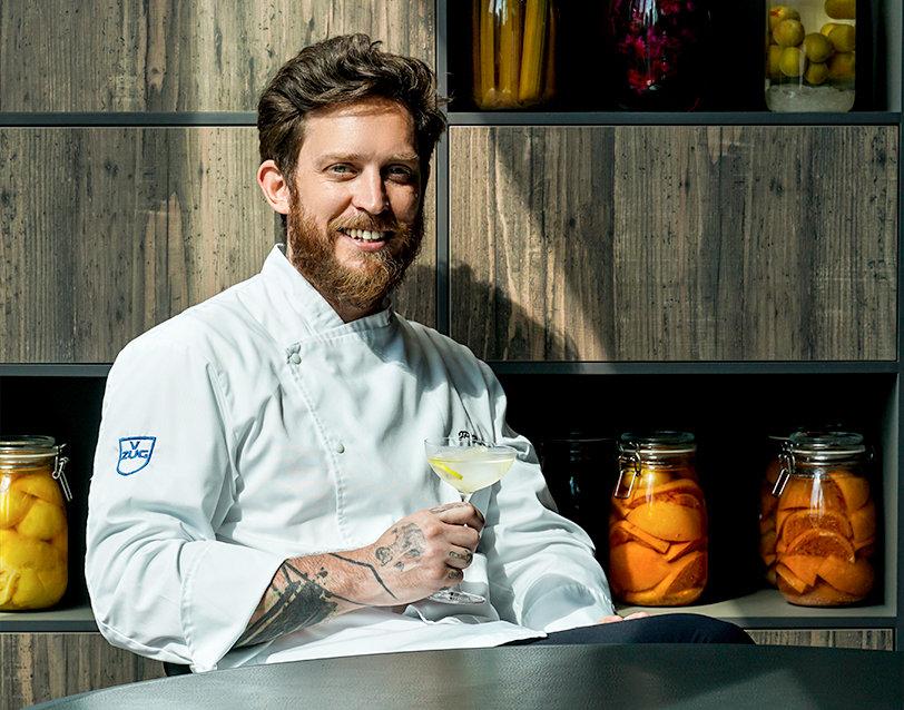 V-Dining Fine Dining Restaurant Chef John Paul Fiechtner