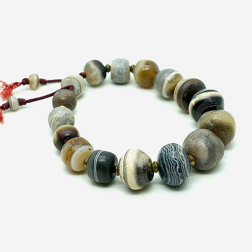 Old Medicine Beads Bracelet