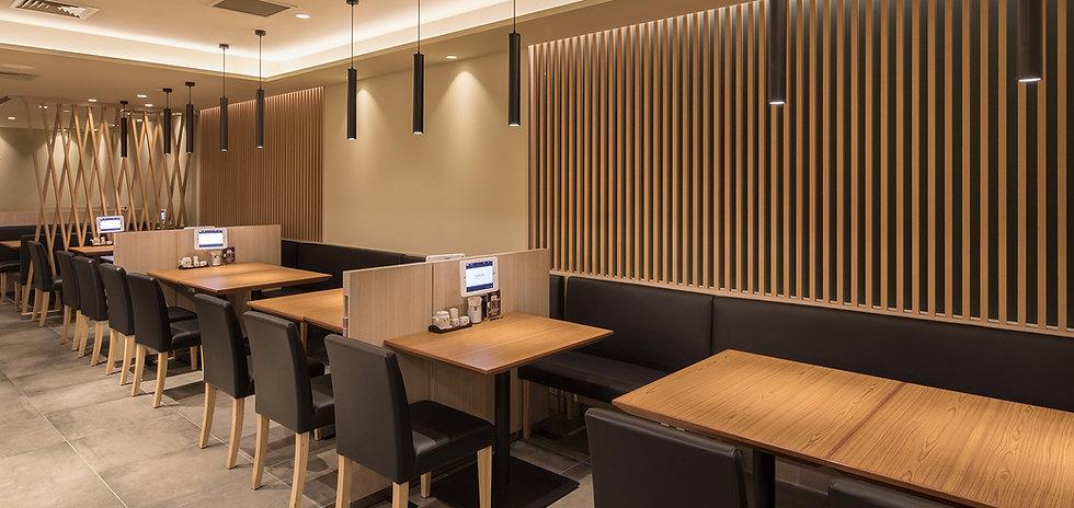 YAYOI Japanese Teishoku Restaurant Interior Photo