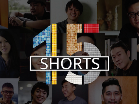 5 STORIES OF GIVING BY 5 GIFTED SINGAPOREAN FILMMAKERS