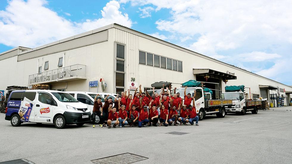 HLGK Full Staff Group Photo