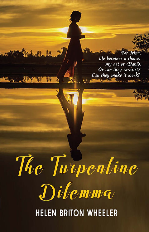 2. Front_Cover_The Turpentine Dilemma.jp