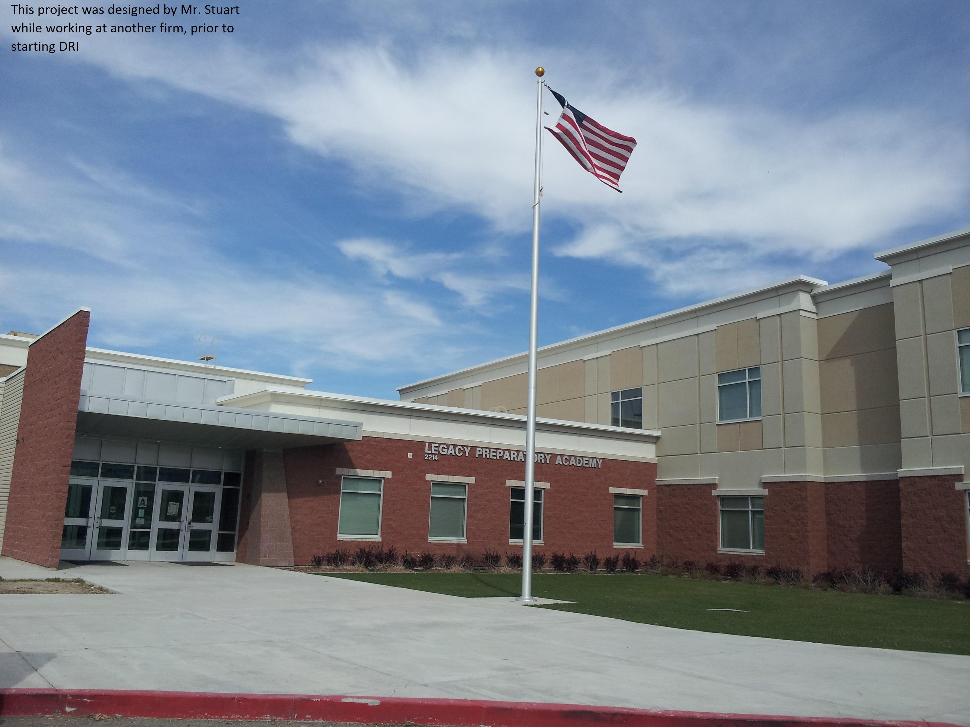 Legacy K-12 Preparatory Academy