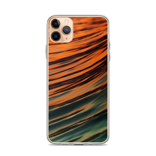 Sunset Textures - iPhone Case