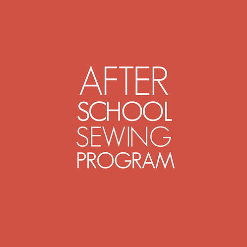 Sewing School - Get Started