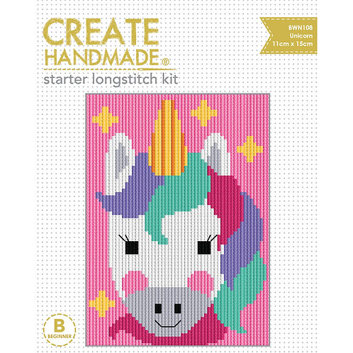 Unicorn Longstitch Kit