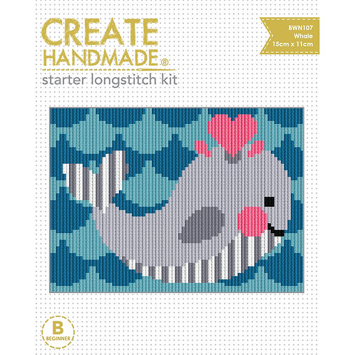 Whale Longstitch Kit