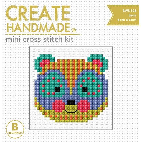 Cross Stitch Mini Panda Kit