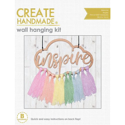 Inspire Wall Hanging Kit