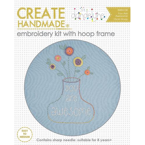 Creative Hoops Awesome Kit