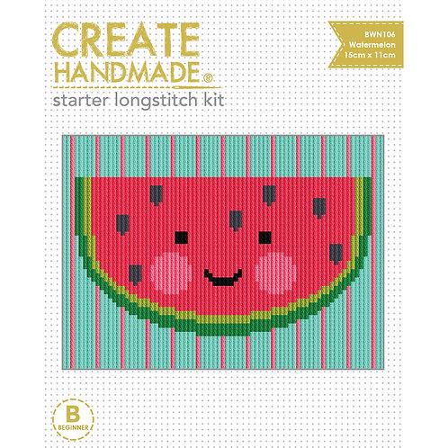 Watermelon Longstitch Kit