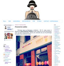 Blog RESTOPINI 11 czerwca 2014