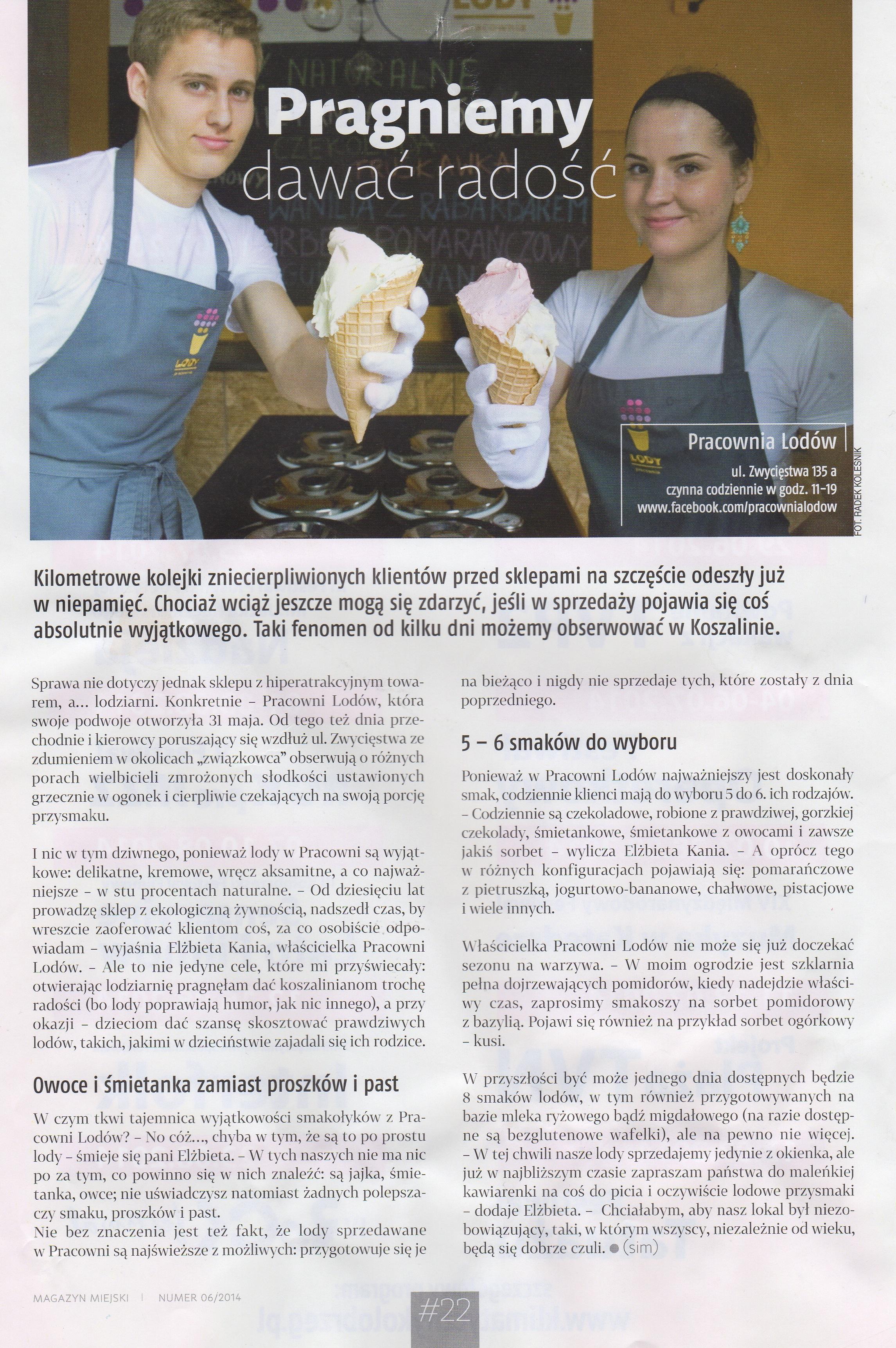 MM Trendy Magazyn Miejski 6/2014