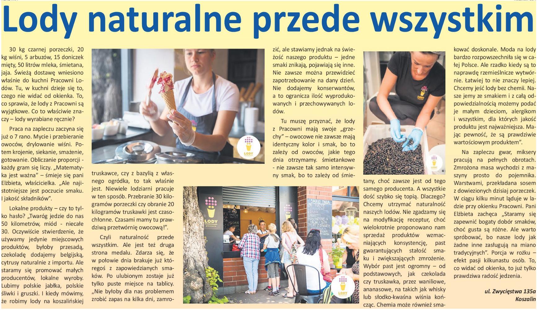 gazeta Nasze Miasto Koszalin