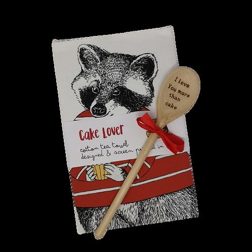 Cake Lover Gift Set