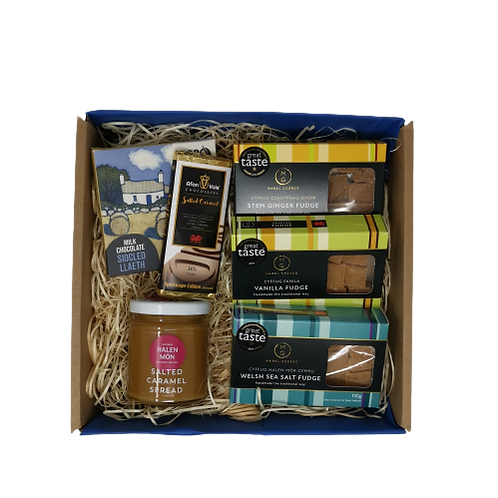 The Sweetest, Fudgy Hamper Ever!