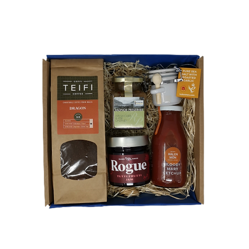 Coffee and Ketchup Hamper