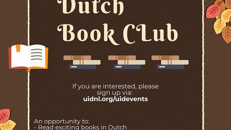 DUTCH BOOK CLUB (Nederlands Boekenclub) Oct 2019 (1)
