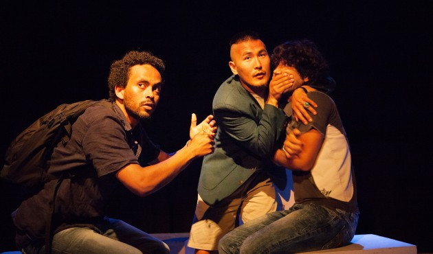 Refugee Engagement And integration through Community Theatre (REACT)