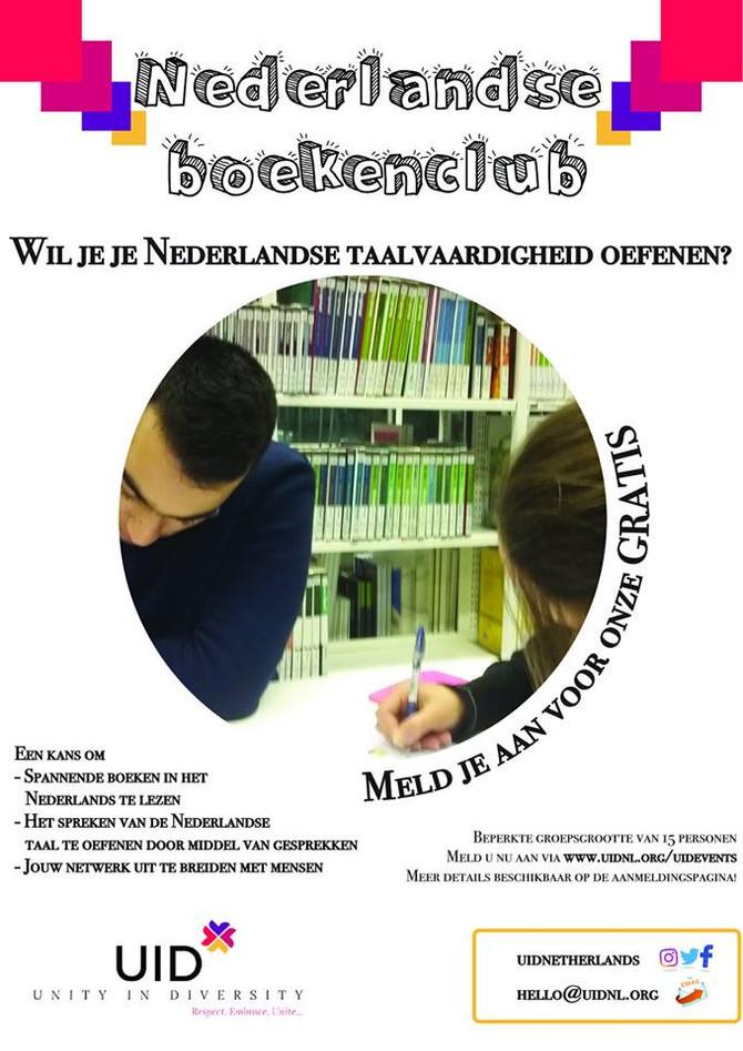 ENGLISH AND DUTCH BOOK CLUB (Nederlands Boekenclub)